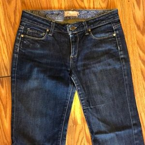 Paige size 28 melrose style jeans